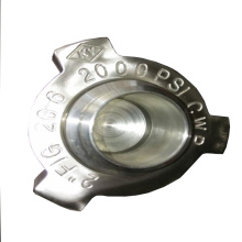 API Link Bohrschläuche Rohrfittings Hammer Union