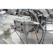 PVC-Fenstermaschine