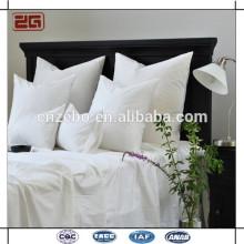 El algodón caliente de la venta 200TC envuelve las cajas de la almohadilla del hotel al por mayor del estilo