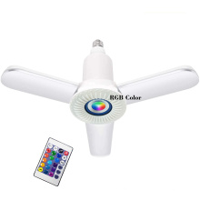36w E27 Modern RGB color chooseable  Deformable 6500K Light High Quality & Easy Install indoor atmosphere