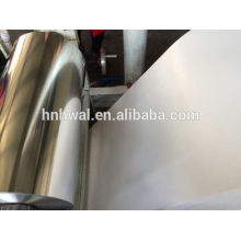 Soft aluminium foil for food container