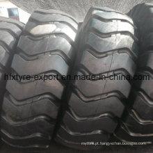 Movimentação de contêineres do pneu 21,00-25, Porto pneu 2100-25 E-3/L3 a trabalhar com carga pesada, pneu de OTR Industral