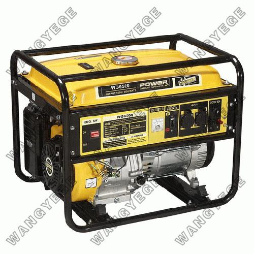 Generador gasolina monocil ndrico de 4 tiempos - Generador de gasolina ...