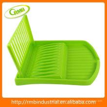 Estante plato de plástico