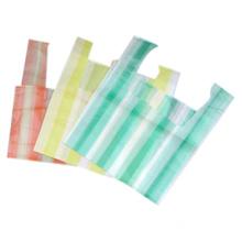 Striped Vest Bags