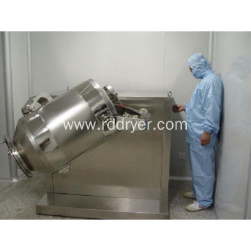 Pharmaceutical Mixer for Active Pharmaceutical Ingredient