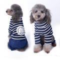 BONEPUPPY New Hot Saling Atacado Pet Dog Cat Roupas Hoodies Casaco Inverno Quente Camisola