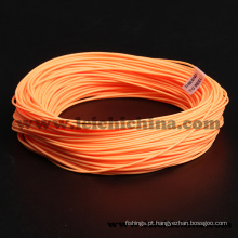 Venda Por Atacado Cheap Colorido Double Tapered Fly Line