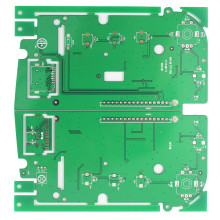 Commercial test equipment circuit boards