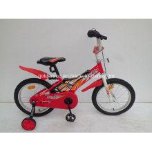 "16 ""vélo en acier de nouveau style de cadre en acier (MA1608)"