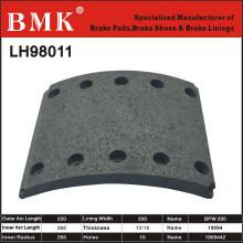 Garnitures de frein de qualité avancée (LH98011)