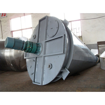 Dsh conical double screws mixer