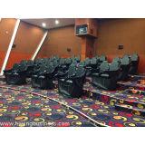 Dynamic Motion Seat 4d 5d Cinema With Hydraulic Motion Platform