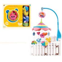 2015 neueste B / O Baby Bett Prodcuts Plüsch Bett Spielzeug mit Musik und Licht (10220296)
