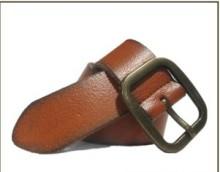 Top Grain Cowhide Leather Man Belt