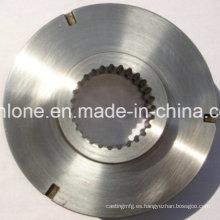 China Piezas de mecanizado CNC de fabricación de acero inoxidable