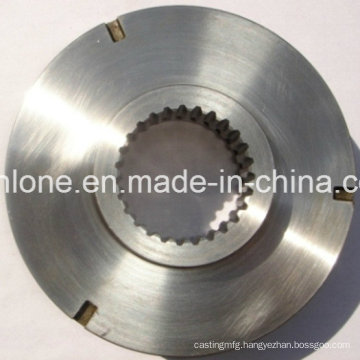 China Stainless Steel Fabrication CNC Machining Parts
