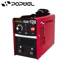 Popwel Protable Inversor Multifunción IGBT 120 soldadura máquina de soldadura de arco