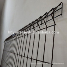 powder painted welded panel fence manufacture Welded Wire fence export Japan welded fence