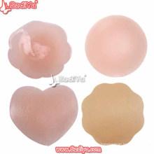 Auto-adhesivo de silicona de gel de silicona cubierta de la boquilla (dysnp-004)