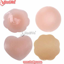 Self-Adhesive Ladies Silicone Gel Nipple Cover (DYSNP-004)