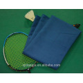 ultra soft high absorbent quick dry mesh bag packed microfiber suede sports gym golf towel with hanger