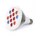 Red/blue E27 Bulb led grow light for indoor plant