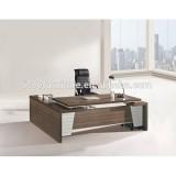 2015 Best Sale front L shape office desk design price IB006