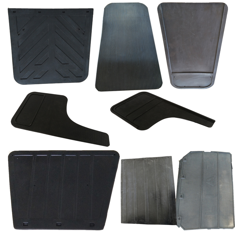 Rubber Mud Flap Material