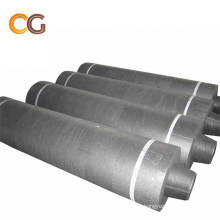 Eletrodo de grafite de 650 mm a 600 mm de fábrica para fornos a arco