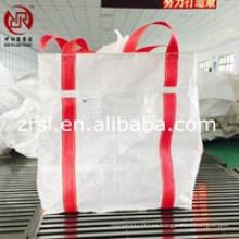 Bolso grande 1MT del almacenamiento del transporte del bolso 1000kg de los PP para la cal, cemento, basura del constructor