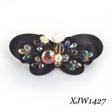 Jóia do cabelo da borboleta / hairband do diamante / hairband da forma (xjw1427)