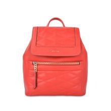 Блестящий Стеганый Рюкзак Синтетический кожаный рюкзак GG Marmont