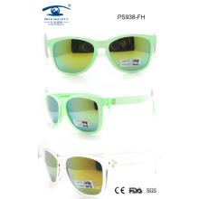 Fashion Style Newest UV400 Plastic Sunglass (PS938)