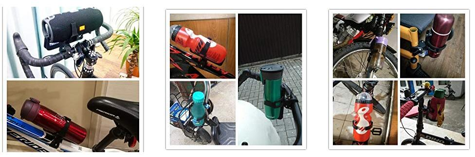 Bike Water Bottle Holder