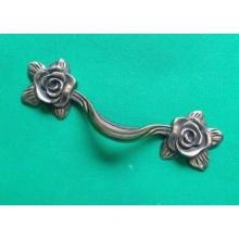 Custom Precision Zinc Alloy Die Casting Handle Parts For Ca