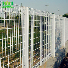 High Quality Powder Coated Roll Top Wire Mesh
