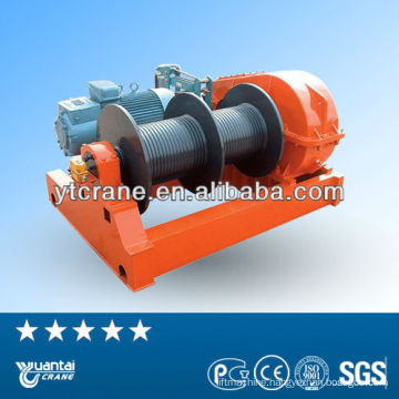 Hot Sale 3ton Electric Wire Rope Winches