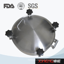 Stainless Steel Pressure Type Round Manhole Cover Manway (JN-ML1001)