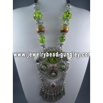 Женская мода ожерелье 2012