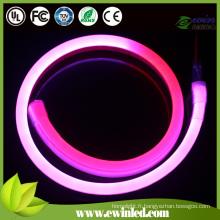 DMX 512/850 changement mode néon RGB LED