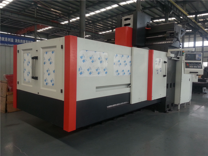Zecheng Cnc Gantry Machinery