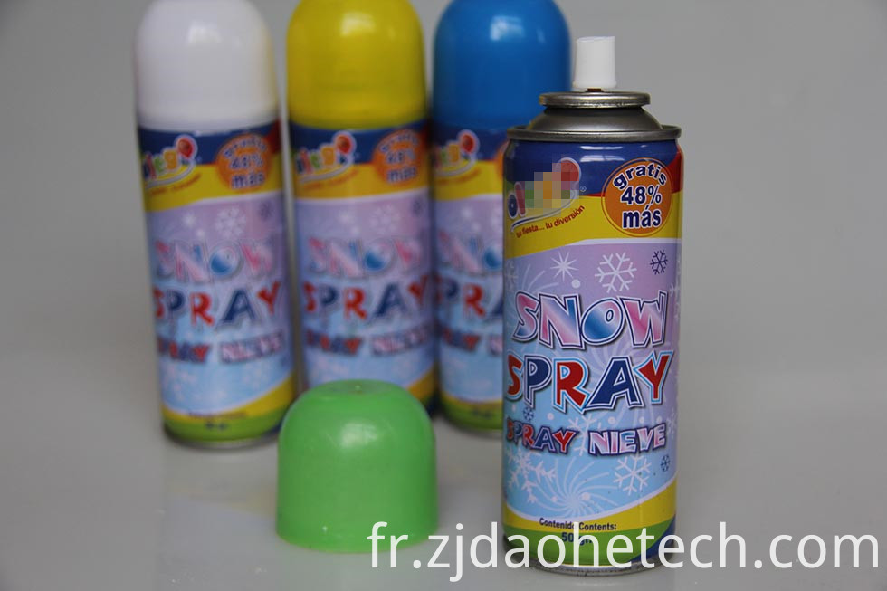 250ml Color Disappear Snow Spray