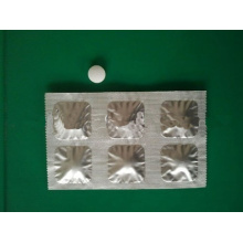 tabletas de dióxido de cloro