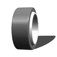 Radial Spherical Plain Bearings GEH-XT series