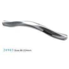 Liga de zinco móveis alça de armário (20903)