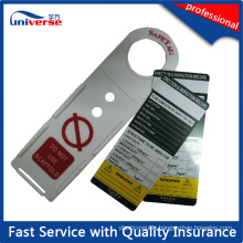 Ladder and Scaffolding Parts Safe Tag Scaffold Tag