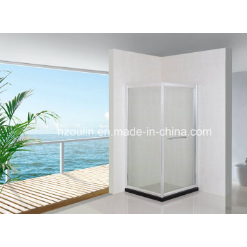Simple Shower Room Enclosure Cubicle (SE-215 Without tray)