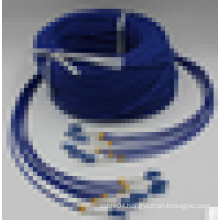 Outdoor lc-lc armoured Fiber Optic Patch Cord for 6 core singlemode