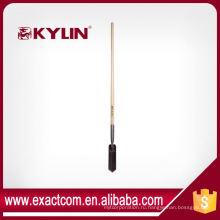 Сельскохозяйственным деревянной ручкой S45 стальная СОВКОВАЯ с